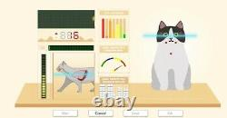 2020 English Software PET Analyzer Health Checking Sick Scanner For Dogs & Cats