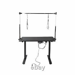 400Lbs Pet Grooming Table Electric & lift dog Professional for Large Dogs28-44