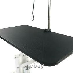 42.5 x 23.6 Pet Dog Adjustable Heavy Type Hydraulic Grooming Table/Arm/Noose