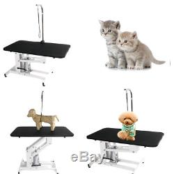 42.5x23.6 Pet Dog Adjustable Heavy Type Hydraulic Grooming Sturdy and Durable