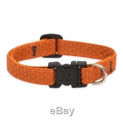42x Lupine Nylon Pet Dog Collars Adjustable Metal D Ring Recycled Material