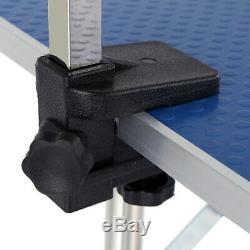 46 Grooming Table for Pet Dog Cat with Adjustable Arm Clamps Large Heavy Duty