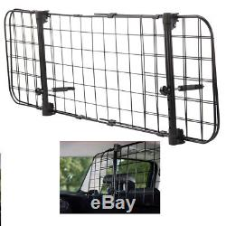Adjustable Universal Dog Guard Car Travel Mesh Grill Pet Safety Barrier DCUK