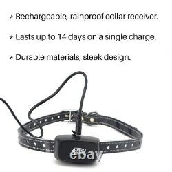 Bark Doctor Electronic Pet Dog Fence E-collar System Unlimited Dogs Contained