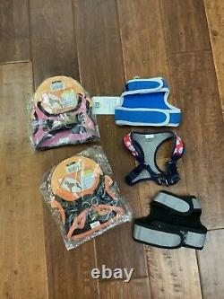 Dog Harness No-pull Pet Adjustable Outdoor Vest, Size X-Small Quantity 5