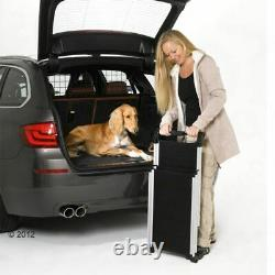 Dog Pet Ramp Telescopic And Adjustable Easy For Your Dog to Get In Out of Car