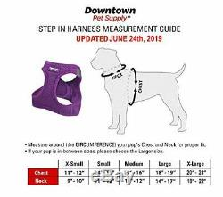 Downtown Pet Supply No Pull, Step in Adjustable Dog Harness with Padded Vest, Ea