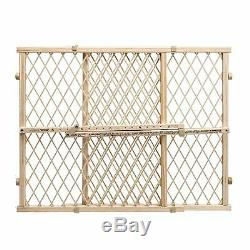 Evenflo Baby Gate Safety Fence Child Protection Wood Door Dog Cat Pet Barrier