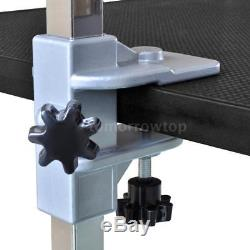 Hydraulic Adjustable Pet Dog Grooming Table with 1 Noose Swivel J3J9