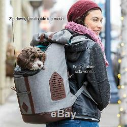 Kurgo K9 Rucksack for Small Pets Dogs & Cats Brand NEW FREE Shipping