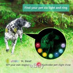 PETFON Pet GPS Tracker, Real-Time Tracking Device for Dogs (iOS ONLY)