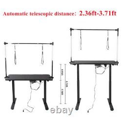 Pet Dog Cat Grooming Table Heavy Duty Electric lifting Pet Grooming Table