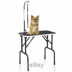 Pet Dog Cat Grooming Table Professional Work In Many Ways Height Drying Table