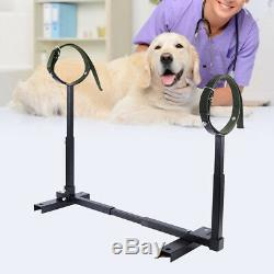 Pet Dogs Grooming/Breeding Stands Adjustable for Large Size Dog+5cm Wide Collars