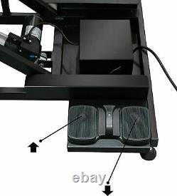 Pet Grooming Adjustable Table Electric & Lift Folding Dog Table