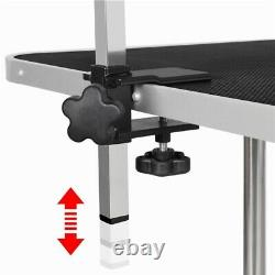 Pet Grooming Table Steel Arm Frame Height Adjustable For Dogs/Pet Beauty Used