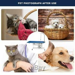 Portable Pet Dog Hydraulic Grooming Beauty Table Foldable Adjustable Arm/Noose
