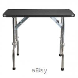 SHERNBAO Height Adjustable Grooming Table Large Dog Pet Grooming