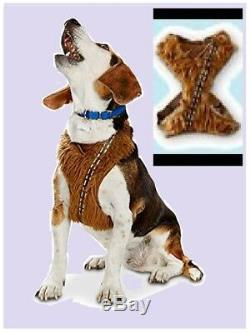 SPECIAL ORDER ONLY PetCo StarWars Small R2D2 Pet Fan Collection Harness NEW Dog