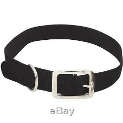 Westminster Pet Ruffin' it Adjustable 24 In. Nylon Dog Collar 72 pk