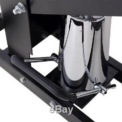 Z-Lift Hydraulic Dog Pet Adjustable Grooming Table Powder Coating Arm & Noose