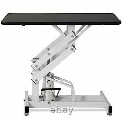 Z-Lift Pet Grooming Table Heavy Duty Adjustable Dog Pet Grooming Table Hydraulic