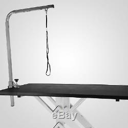 Z-lift Hydraulic Dog Cat Pet Grooming Table withNoose pet care Professional NEWEST